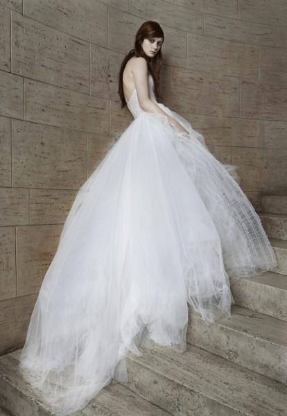 Vera Wang Spring 2015 Loveweddingsng20