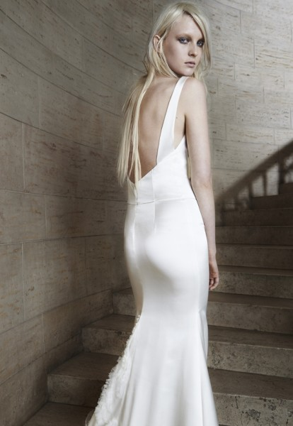 Vera Wang Spring 2015 Loveweddingsng5