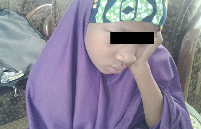 Nigerian Child Bride Charged for Killing Husband
