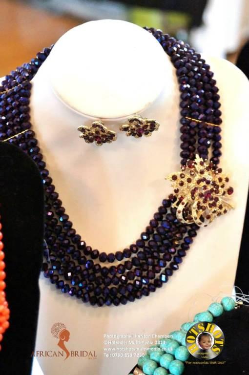 African Bridal Show May 3 2014 Loveweddingsng - Beads2