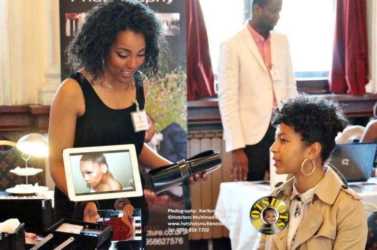 African Bridal Show May 3 2014 Loveweddingsng - Danielle Stanford2