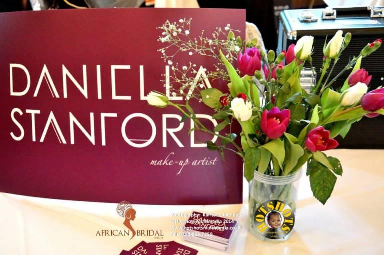 African Bridal Show May 3 2014 Loveweddingsng - Danielle Stanford3