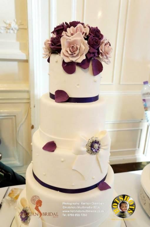African Bridal Show May 3 2014 Loveweddingsng - cake2