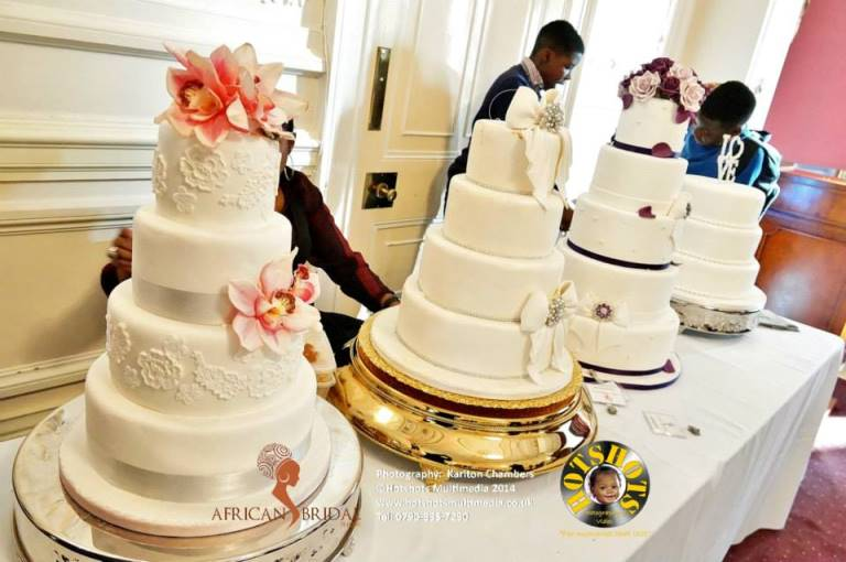 African Bridal Show May 3 2014 Loveweddingsng - cake4