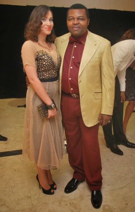 Caroline Musa Danjuma Loveweddingsng
