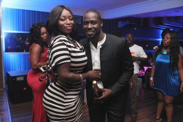 Chris Attoh Damilola Adegbite Birthday May 2014 Loveweddingsng13