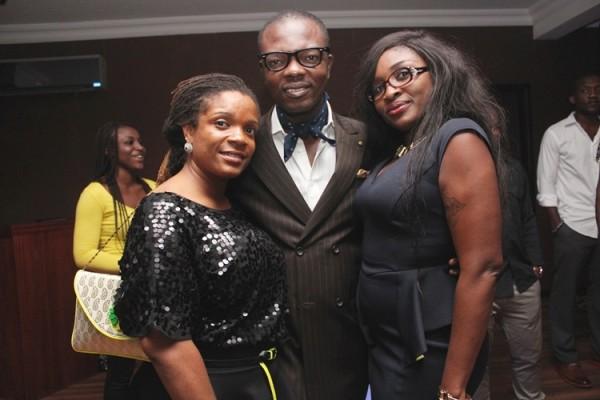 Chris Attoh Damilola Adegbite Birthday May 2014 Loveweddingsng20