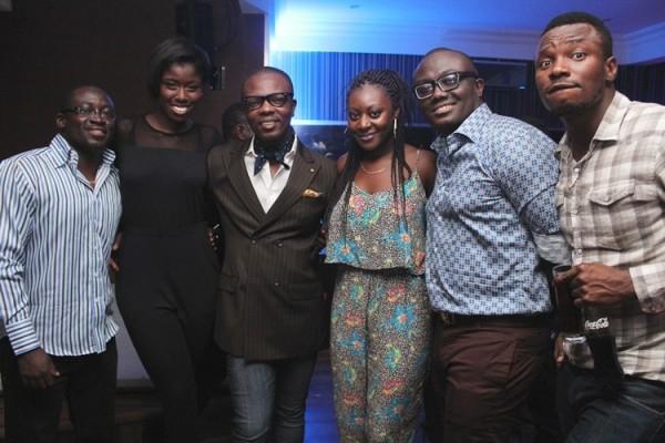Chris Attoh Damilola Adegbite Birthday May 2014 Loveweddingsng24