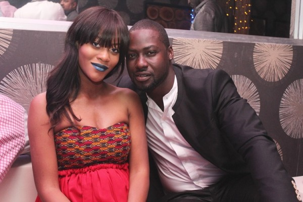 Pictures from Chris Attoh & Damilola Adegbite's Double Birthday Party
