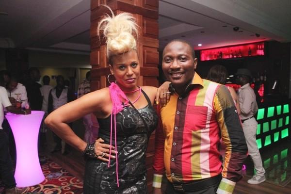 Chris Attoh Damilola Adegbite Birthday May 2014 Loveweddingsng9