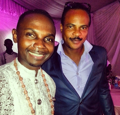 Eniola and Oghenekome Mofe-Damijo Loveweddingsng - Fred Amata, Teju Babyface