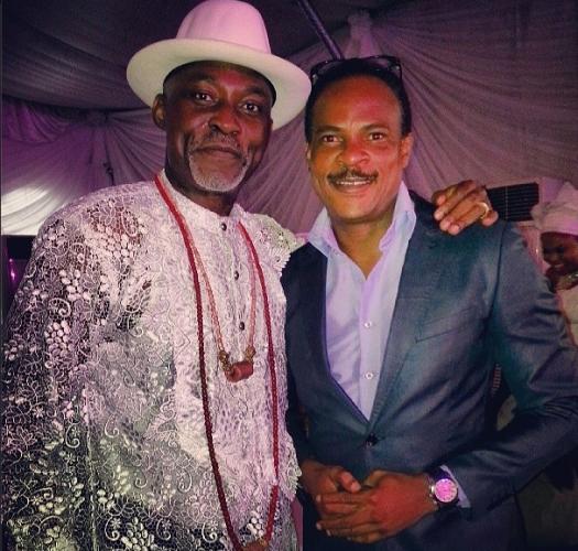 Eniola and Oghenekome Mofe-Damijo Loveweddingsng1