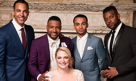 JLS star – Jonathan 'JB Gill' weds dancer Chloe Tangney
