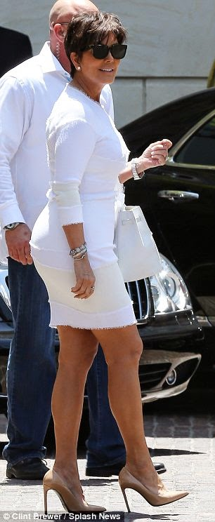 Kim Kardashian Bridal Shower Loveweddingsng - Kris Jenner