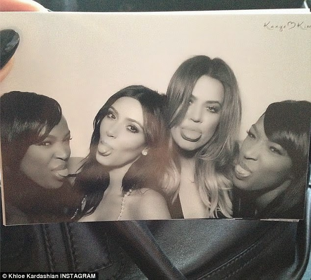 Kim Kardashian Bridal Shower Loveweddingsng2