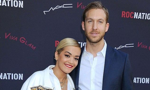 Calvin Harris & Rita Ora split
