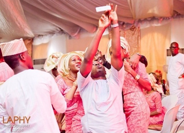 Nigerian Wedding Selfie Loveweddingsn