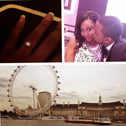 DJ Xclusive Engaged Loveweddingsng1