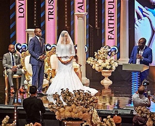 Dorothy weds Tomi Ashimolowo Loveweddingsng8