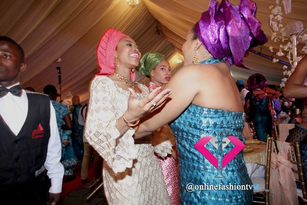 Dr Sid Simi Osomo Traditional Wedding Loveweddingsng16