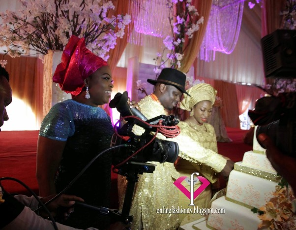 Dr Sid Simi Osomo Traditional Wedding Loveweddingsng17