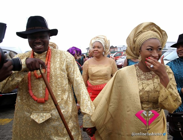 Dr Sid Simi Osomo Traditional Wedding Loveweddingsng18