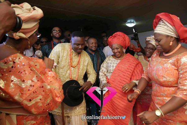 Dr Sid Simi Osomo Traditional Wedding Loveweddingsng9