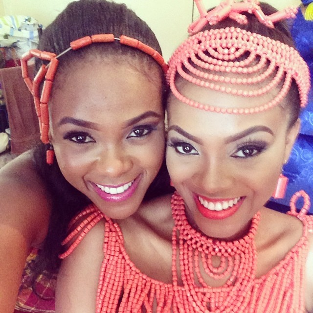 Jude Okoye Ifeoma Umeokeke Traditional Wedding Loveweddingsng - Onyinye Umeokeke