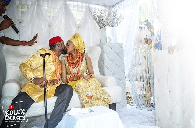 Pictures from Jude Okoye & Ifeoma Umeokeke's Traditional Wedding