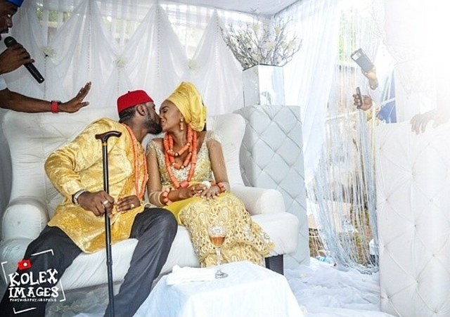 Jude Okoye Ifeoma Umeokeke Traditional Wedding Loveweddingsng2
