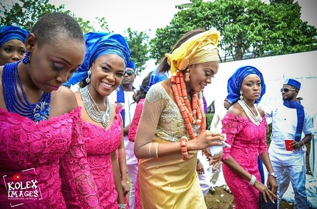 Jude Okoye Ifeoma Umeokeke Traditional Wedding Loveweddingsng8