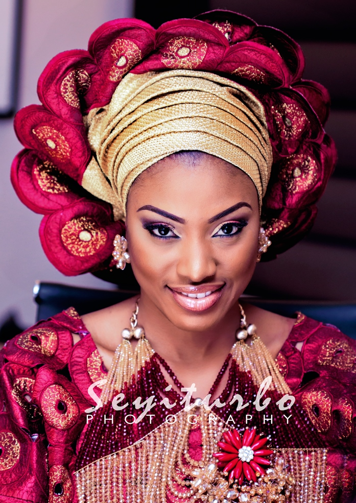 Loveweddingsng Bimbo Doyle weds Kelechi29