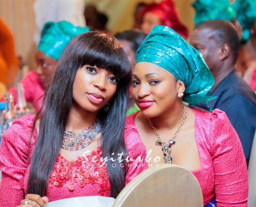 Loveweddingsng Bimbo Doyle weds Kelechi34