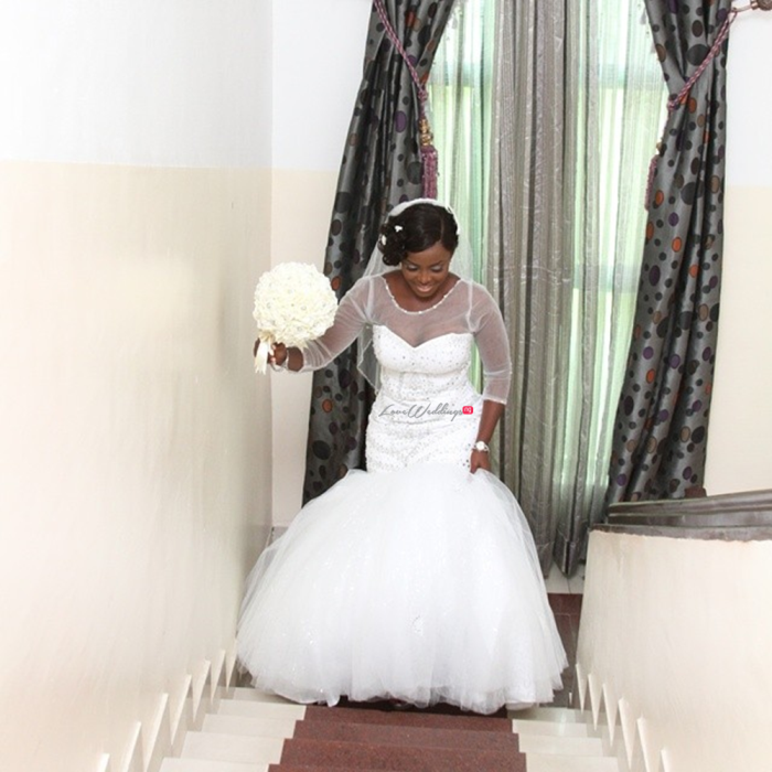 Loveweddingsng Freda and Cameo