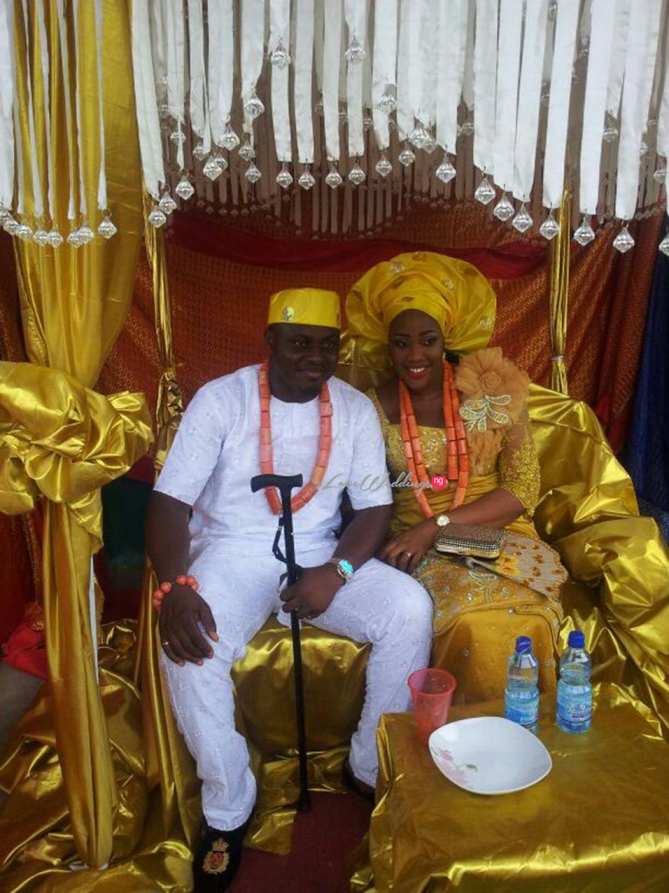 Loveweddingsng: Adanna and Leonard