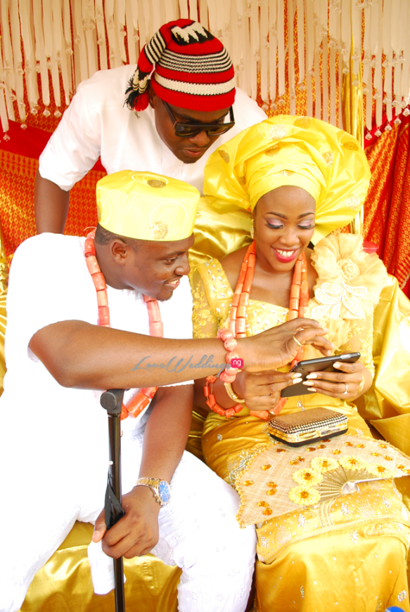 Loveweddingsng: Adanna and Leonard