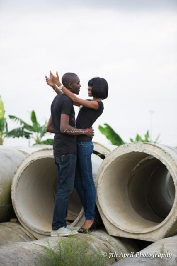 Loveweddingsng Proposals - Emmanuel and Agnes