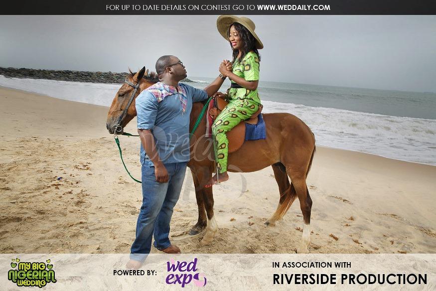 Loveweddingsng Sisi & Bobo Prewedding Kelechi Amadi Obi4