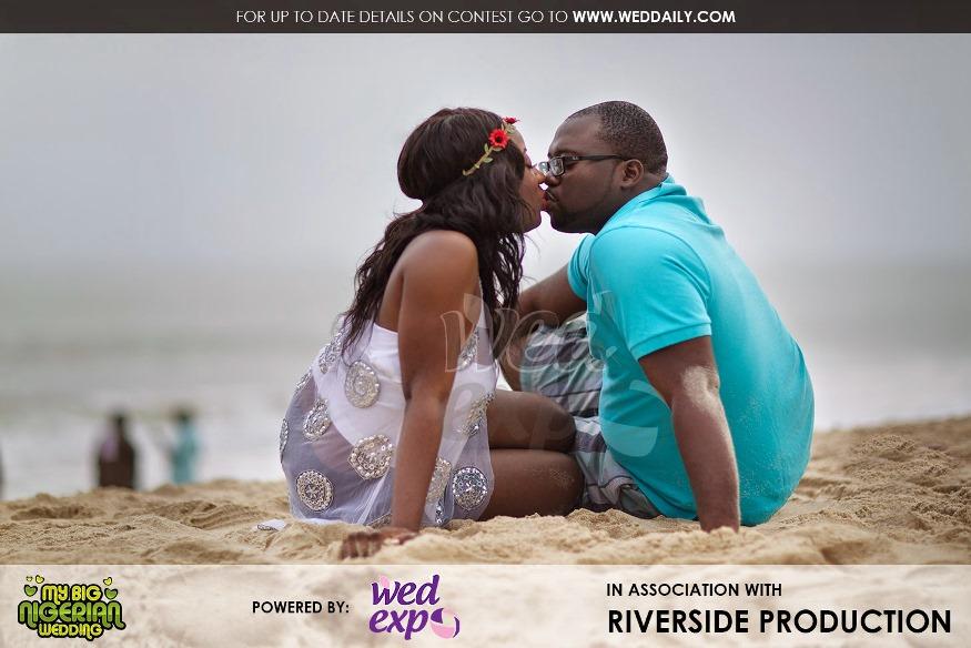 Loveweddingsng Sisi & Bobo Prewedding Kelechi Amadi Obi7