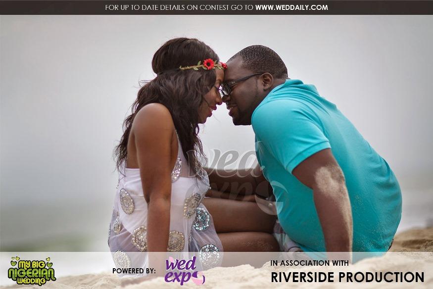 Loveweddingsng Sisi & Bobo Prewedding Kelechi Amadi Obi8