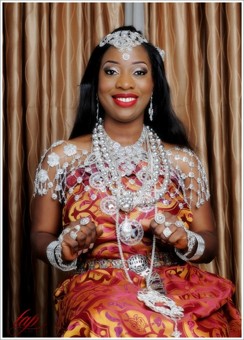 Loveweddingsng Sisi Yemmie Bobo Nigerian Traditional Wedding10