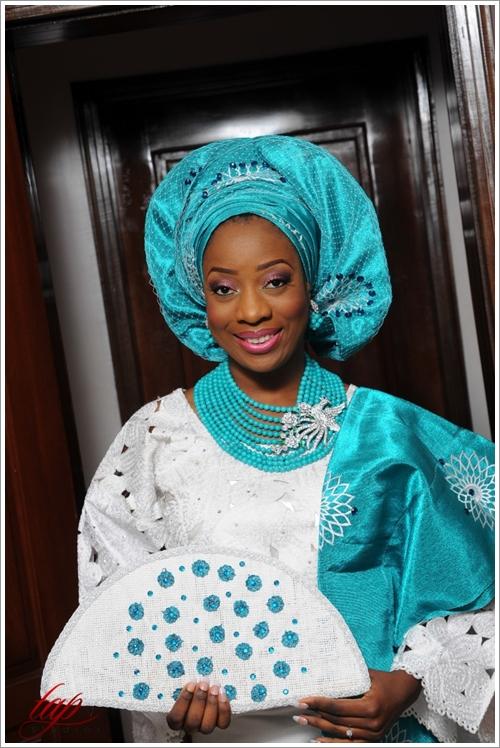 Loveweddingsng Sisi Yemmie Bobo Nigerian Traditional Wedding15