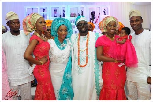Loveweddingsng Sisi Yemmie Bobo Nigerian Traditional Wedding17