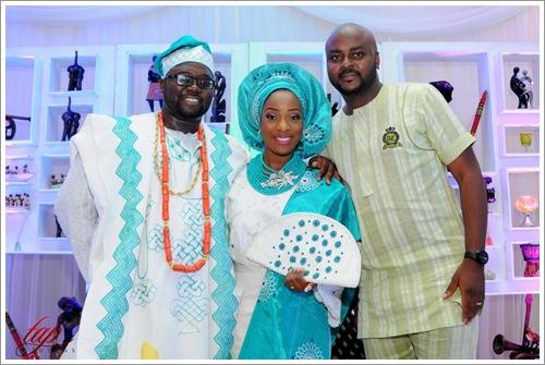 Loveweddingsng Sisi Yemmie Bobo Nigerian Traditional Wedding20