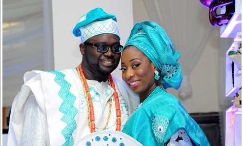 My Big Nigerian Wedding: Sisi Yemmie & Bobo