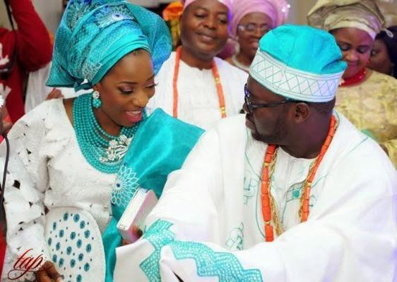Loveweddingsng Sisi Yemmie Bobo Nigerian Traditional Wedding4
