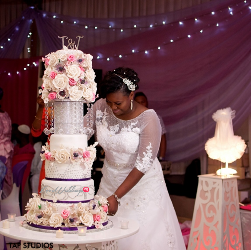 Loveweddingsng Tutu and Tosin