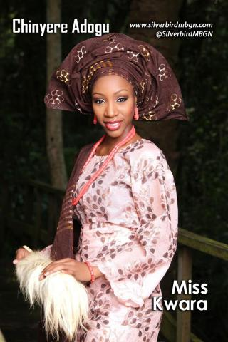 MBGN 2014 Miss Kwara - Chinyere Adogu Nigerian Traditional Outfit Loveweddingsng