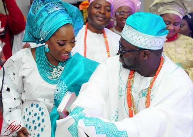 My Big Nigerian Wedding - Sisi Yemmie and Yomi Loveweddingsng101