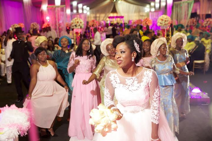 My Big Nigerian Wedding - Sisi Yemmie and Yomi Loveweddingsng24
